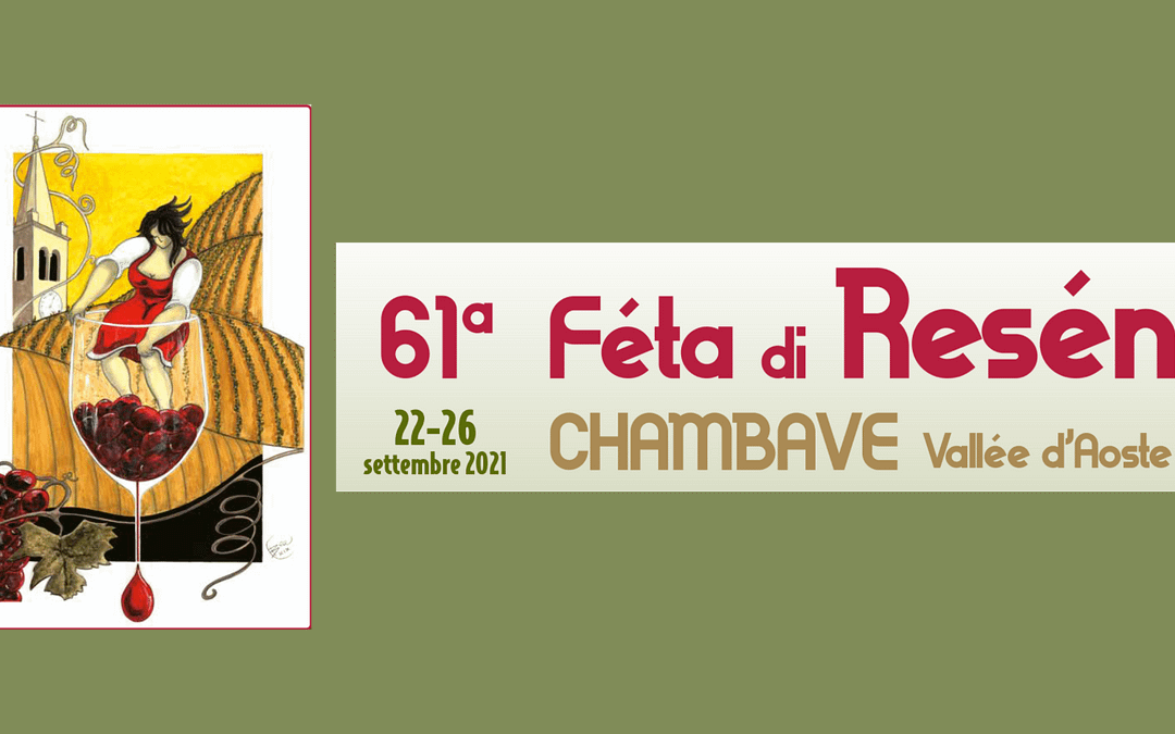 61éma Féta di Resén